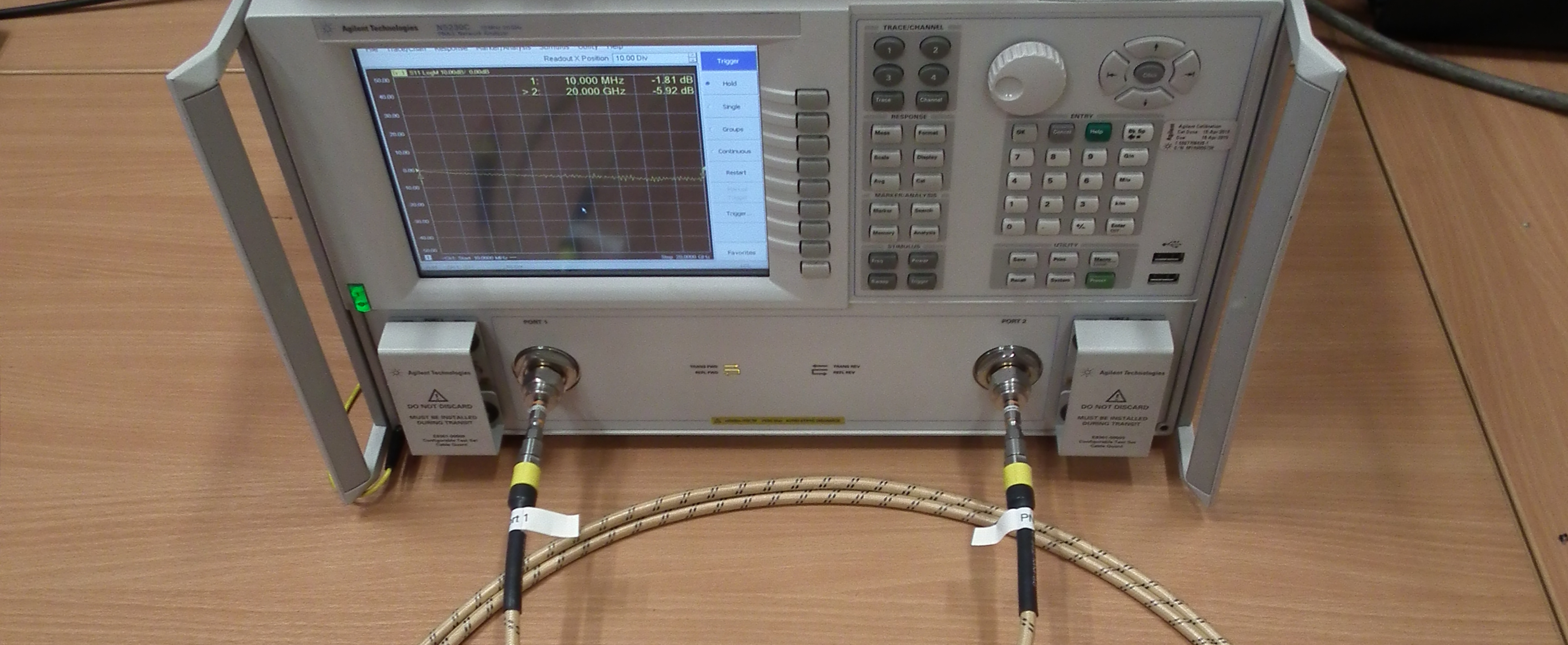 Microwave and mm-wave instrumentation